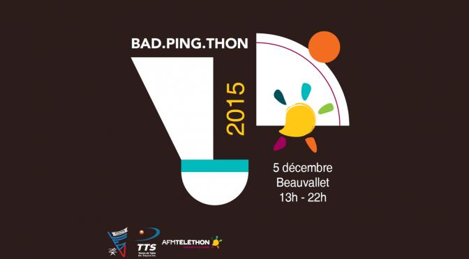 BadPingThon – le 5/12/2015 à Seyssins