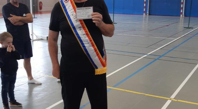 Résultats du tournoi de printemps 2019